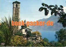 AK/Vintage postcard: BRISSAGO (Lago Maggiore) - Madonna di Ponte (1969)