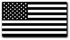 Black And White American Flag decal Car Truck Marines Army Window Laptop