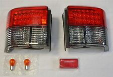 REAR LIGHTS CRYSTAL HALF SMOKED PAIR  New for VW TRANSPORTER  T4 91 to 04