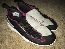 2014 Nike Air Footscape Motion sz 8 Black Magenta Pink Sea Spray 599470-002