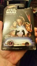 2014 Hot Wheels Star Wars Revenge Of The Sith Duel Fueler 3/8 Walmart Exclusive