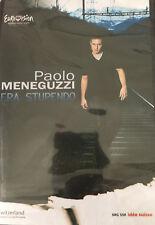 PRESS KIT CD SWIZERLAND EUROVISION SUIZA 2008 PAOLO MENEGUZZI ERA STUPENDO