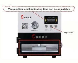 12'' Laminating Machine OCA LCD  for Phone LCD OLED Edge Touch Screen Refurbish