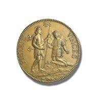1970 MALTA MELITAE EUROPEAN COUNCIL MALTA BRONZE Medal