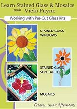 Stained Glass Supplies Vicki Payne LEARN STAINED GLASS AND MOSAICS USING KITS