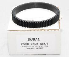 SUBAL  4ZC871 GHIERA ZOOM  PER OTTICA  ZOOM CANON EF 24-105 F.4L IS USM  SUBAL