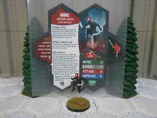 Heroscape Custom Spider-Man Miles Morales Dbl Sided Card & Figure w/ Slv Marvel