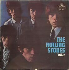 The Rolling Stones - Vol. 2 (12 X 5), MH-197 (1st Issue) JAPAN LP w/LYRIC SHEET