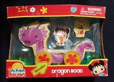Nickelodeon Ni Hao Kai lan Wooden Dragon Boat
