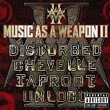 DISTURBED, TAPROOT... - Music as a weapon 2 - CD Album