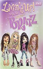 Livin It Up With the Bratz (DVD, 2006) VERY GOOD