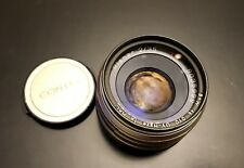 Contax CARL ZEISS PLANAR T*35mm F2 G Mount, Excellent