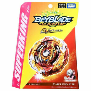 2020 AU Takara Tomy Beyblade Burst Superking B-172 Booster World Spriggan