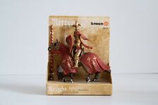 Schleich 70019 Tournament Knight on Horse New Boxed Retired Jousting