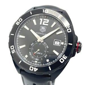 TAG HEUER WAZ2112 Date Smoseco Formula 1 Caliber 6 Automatic Wristwatch