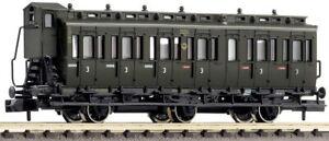 Fleischmann N 807005 Abteilwagen DRG Classe Type C3-pr11 EP II Neuf Emballage