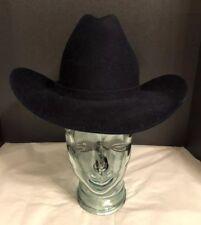 Topps Western World 5X Western Cowboy Beaver Fur Hat XXXXX USA 6 3 4 1ded520802be