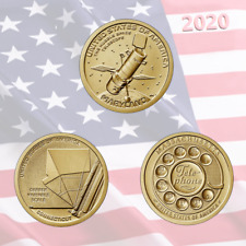 🇺🇸 Full Set 2020 American Innovation Program, 3 Coins, US $1 Dollar, USA Mint