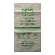 Original Kirby Filterbeutel **Allergen Filter** Herstellungsserie G8 G10 (1104)