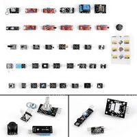 1 Set 37 in 1 Sensor Modules Starter Kit For Arduino & MCU Education User