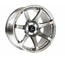 Cosmis Racing MR7-1810-25mm 5x114.3 Black Chrome 1 pair/ 2 wheels