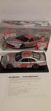 AUTOGRAPHED 2001 Sterling Marlin #40 Action Coors Light 1 24 DIECAST NASCAR