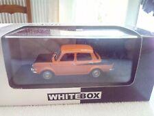 miniatures 1:43 WHITEBOX Simca 2 1976