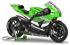Tamiya 14109 1/12 Model Kit Kawasaki Ninja ZX-RR '06 MotoGP Nakano/De Puniet