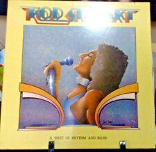 ROD STEWART A Shot of Rhythm and Blues Album Released 1976 Vinyl/Record  USA