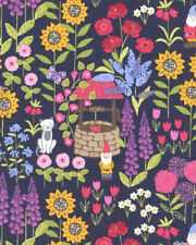 Awareness Floral Craft Fabrics