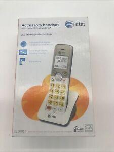 AT&T EL50013 DECT 6.0 Cordless Extension Handset - White