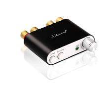 Nobsound NS-10G Mini Bluetooth 4.0 Digital Amplifier 100W HiFi Amp with Power Su