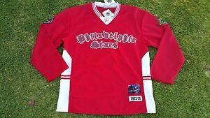 Philadelphia Stars Negro League Baseball Jersey Long sleeve Baseball Jersey XL-4