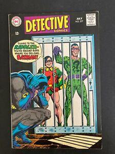 Detective Comics 377 VF/NM 9.0 Batman 1968 Riddler DC Silver Age