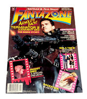 Fantazone #24 Terminator 2 Judgement Day Official Magazine 1991 Schwarzenegger