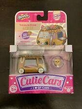 Shopkins Cutie Car Treasure Drove QT2-23 Limited Edition Brand New