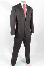 NEW DUCHAMP LONDON EXCLUSIVE LUXURY MENS ULTRA RARE PINSTRIPE SUIT 42 / 36 £995