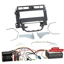 VAUXHALL MERIVA B 10 1-Din Car Radio Installation Set Canbus Adapter FACEPLATE