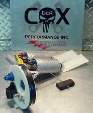 SRT4 DCR Dual 044+ Fuel Pump Assembly Stock to 1200hp E85 & all Gasoline Safe.
