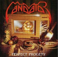 MANDATOR - Perfect Progeny / Strangled (NEW*LIM. DUTCH 80's SPEED METAL+BONUS)