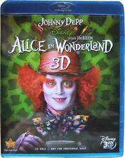 Alice in Wonderland (Blu-ray Disc; 3D)