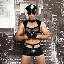 Sexy Polizist Uniform 6tlg