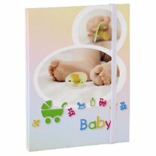 Hama Baby Foto Leporello / Faltbuch Sascha für 12 Fotos 10x15 cm 10679
