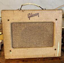 Vintage  Gibson  Guitar Amp - Les Paul Jr - Tube Amplifier