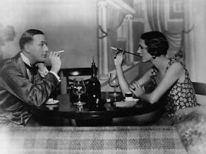 Noel Coward And Gertrude Lawrence In Private Lives 1930 OLD PHOTO