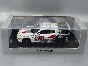 1/43 Spark MAZDA RX-8 GRAN-AM GT #70 DAYTONA 24 HOUR RACE 2012