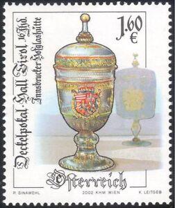 Austria 2002 Crystal Cup/Arts/Crafts/Design/Heritage/History 1v (at1032)