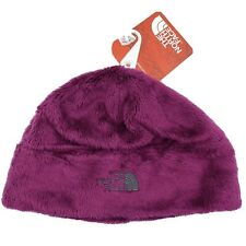 The North Face Fleece Winter Hat Girls Size Small Youth Roxbury Pink NEW