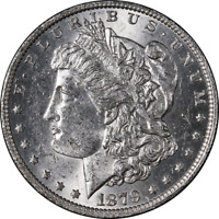 1879-O Morgan Silver Dollar Nice BU+ Bright White Nice Eye Appeal Nice Strike
