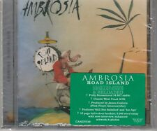 Road Island by Ambrosia (CD, Feb-2014, Rock Candy) Remastered New and Sealed